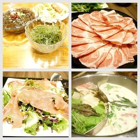 本場の沖縄料理たち