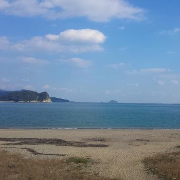 日向灘の綺麗な海