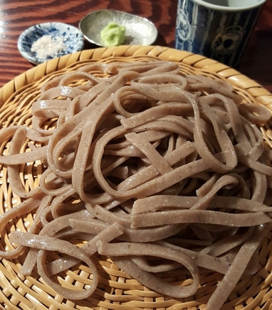 まき埜の10割蕎麦