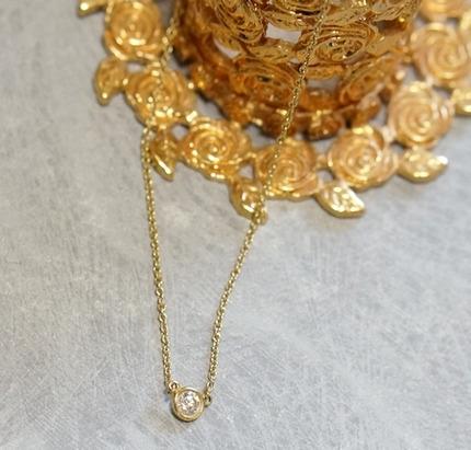 ティファニーのダイヤモンドバイザヤード