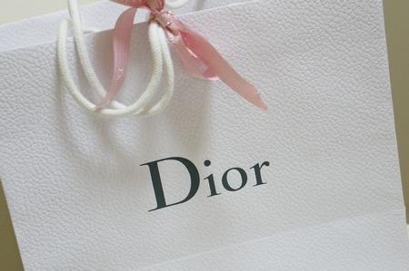 Diorで買ったもの