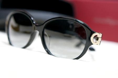 フェラガモのサングラス