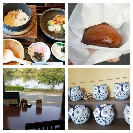 滋賀県で食べた食事とおやつ