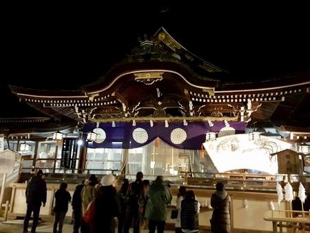 2017年の初詣は大神神社