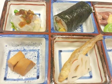 お寿司の節分懐石