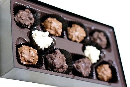 ニーマンマーカスのチョコレート