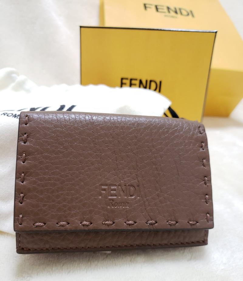 FENDIのミニ財布