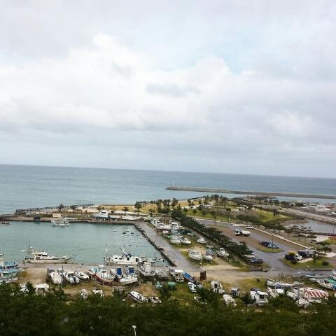 沖縄宜野湾の海