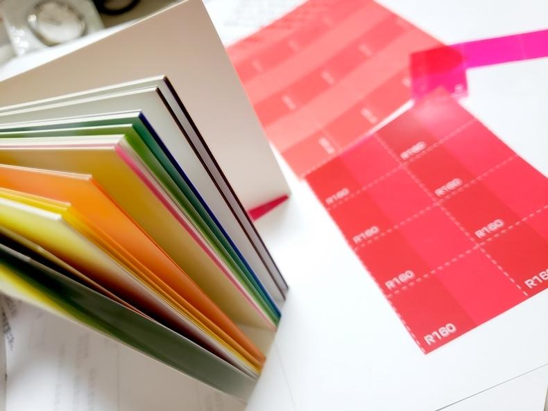 Micoasパッケージのカラーサンプル